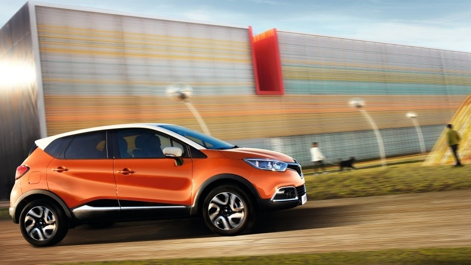 Photos gallery  Crossover Renault CAPTUR  Renault UAE