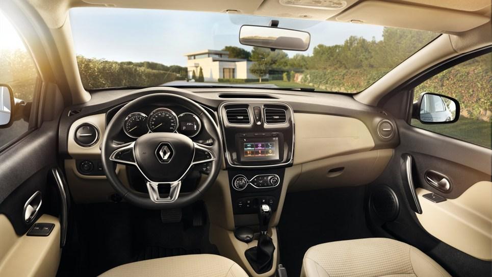 Renault Logan (Рено Логан) 2018 купить в Москве, цены