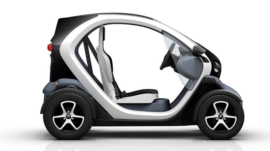 Photos Gallery Twizy Electric Car Renault Uae